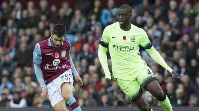 08/11/2015 v Aston Villa