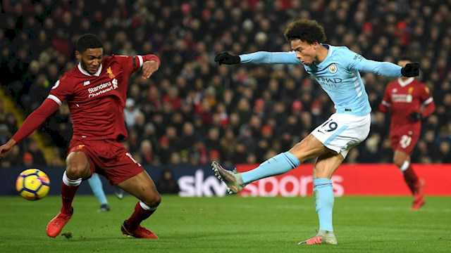 14/01/2018 v Liverpool