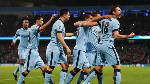 25/11/2014 v Bayern Munich