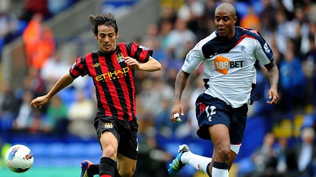 21/08/2011 v Bolton Wanderers