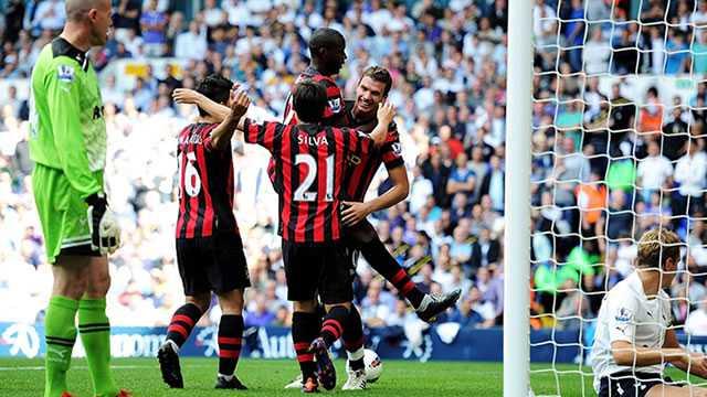 28/08/2011 v Tottenham Hotspur