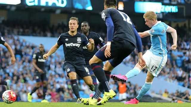19/09/2015 v West Ham United