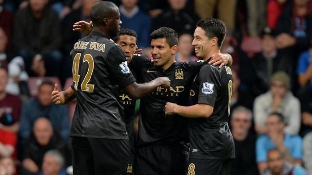19/10/2013 v West Ham United