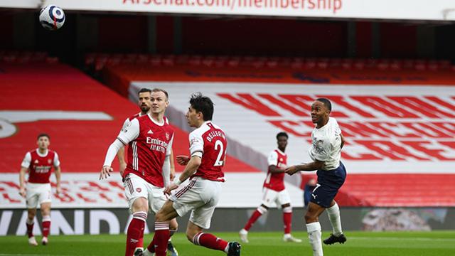 21/02/2021 v Arsenal