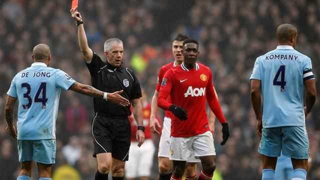 08/01/2012 v Manchester United