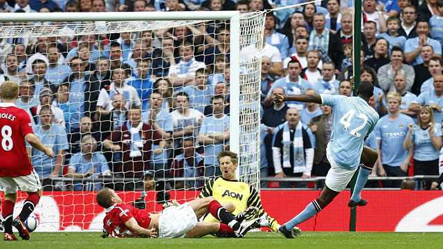 16/04/2011 v Manchester United