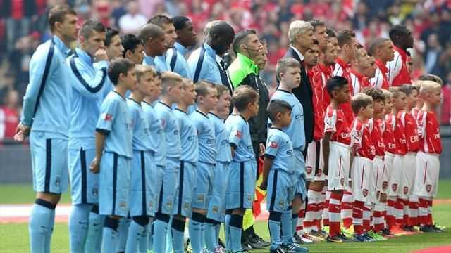 10/08/2014 v Arsenal