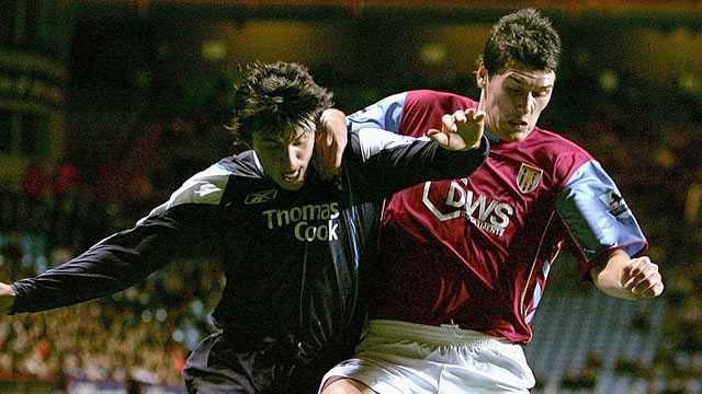 25/04/2006 v Aston Villa
