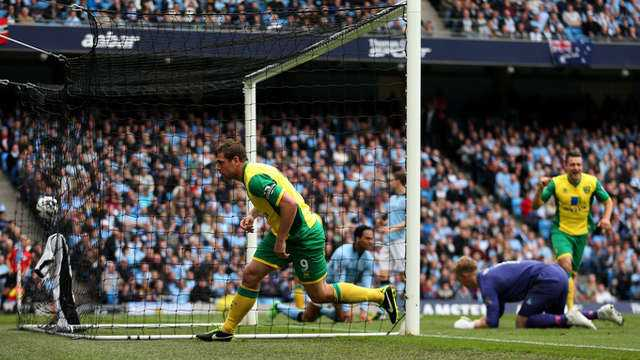 Manchester City vs Norwich City - 19th May 2013