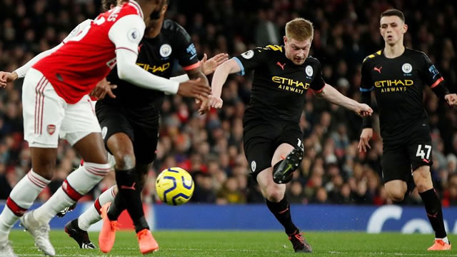 15/12/2019 v Arsenal