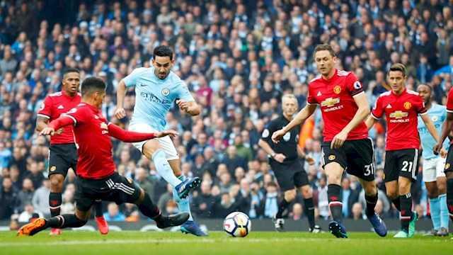 07/04/2018 v Manchester United