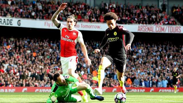 02/04/2017 v Arsenal