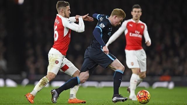 21/12/2015 v Arsenal