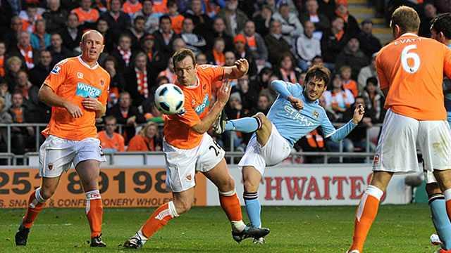 17/10/2010 v Blackpool
